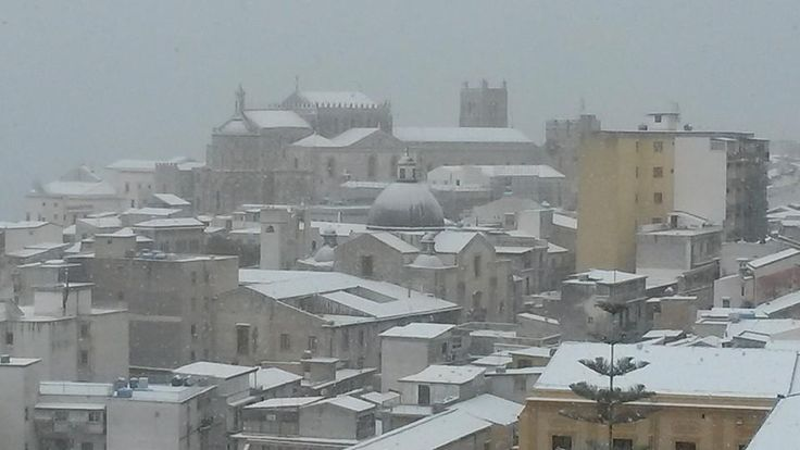 Ancora neve!