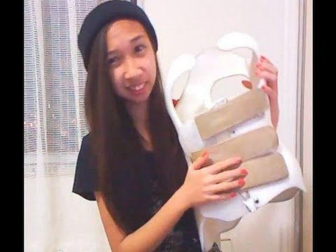 7 Simple Tips- Hide your Scoliosis Brace (Tutorial) I find out in about another week if I'm getting one....Not looking forward to this.