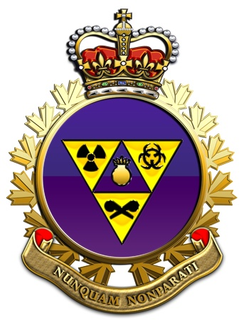Military Insignia 3D : Canadian Joint Incident Response Unit (CJIRU)