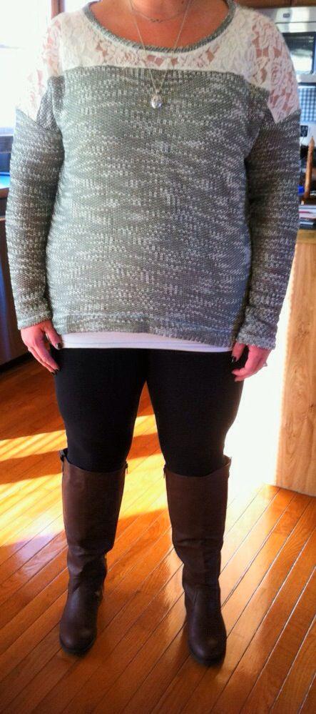 Leggings Plus Size Tall