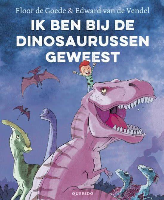 wk 2 super leuk boek dat laat zien hoe leuk lezen is! Over Dino's met humor! aanrader! vlag en wimpel 2017 gewonnen. Staat in de prentenboekentop 10 van 2018! Ook voor de kinderboekenweek 2017.