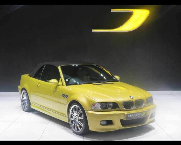 2005 BMW M3 CONVERTIBLE (E46) , http://www.dadasmotorland.co.za/bmw-m3-convertible-e46-certified-pre-owned-manual-for-sale-benoni-gauteng_vid_7266891_rf_pi.html