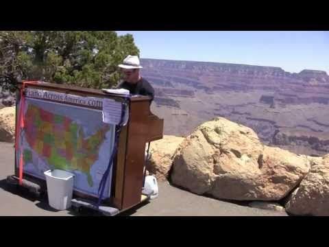 (foto, video) Călătorie în jurul lumii cu un pian: Cum e să cânți în cele mai deosebite locuri | #diez