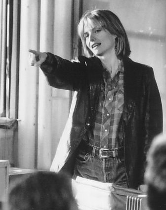 Still of Michelle Pfeiffer in Dangerous Minds