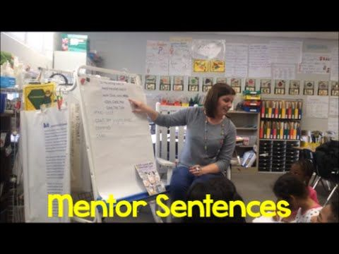 Mentor Sentences are for EVERYONE! Ideas by Jivey shows you why you can all use mentor sentences in your classroom!