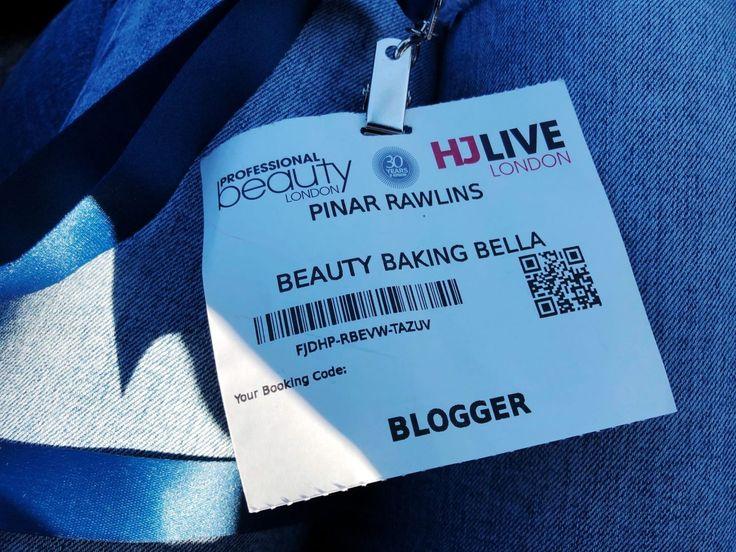 Professional Beauty Event London 2018