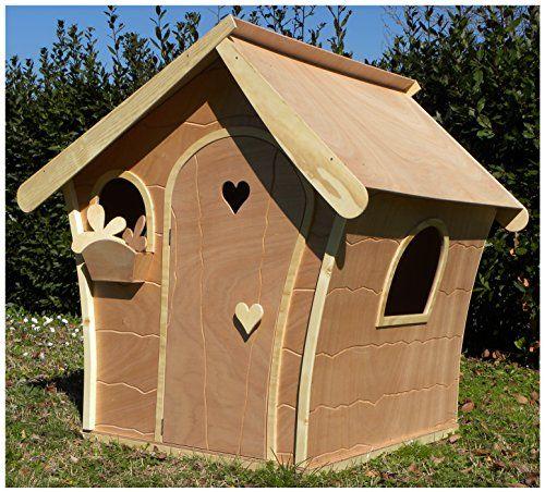 Eccezionale 15 best dream HOUSE casette gioco in legno per bambini images on  WB25