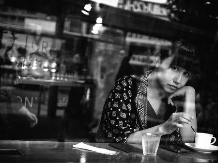 Tatsuo SUZUKI :: Cafe, Shibuya, Tokyo, 2013