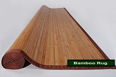 Bamboo Rugs - Tiki Bar Central