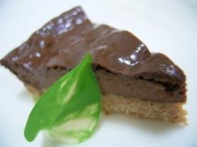 ダイエット☆ベイクド☆チョコケーキ