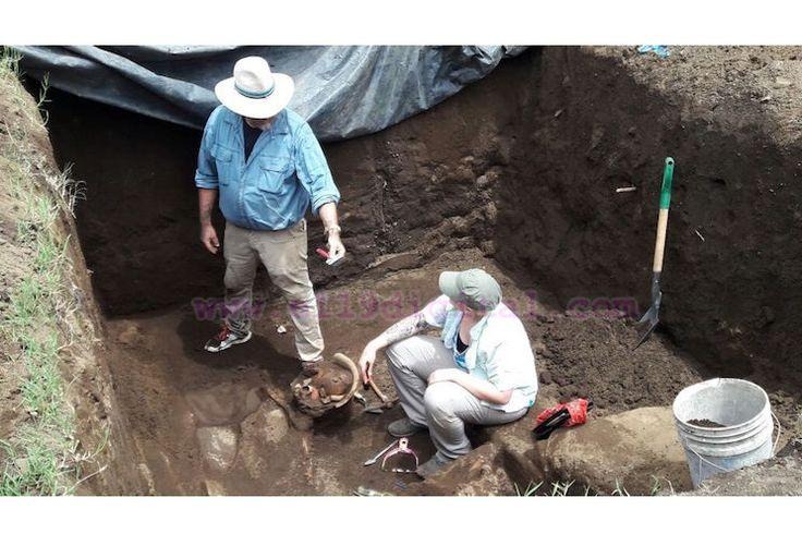 #Nuevos hallazgos arqueológicos en Ticuantepe - El 19 Digital: El 19 Digital Nuevos hallazgos arqueológicos en Ticuantepe El 19 Digital…