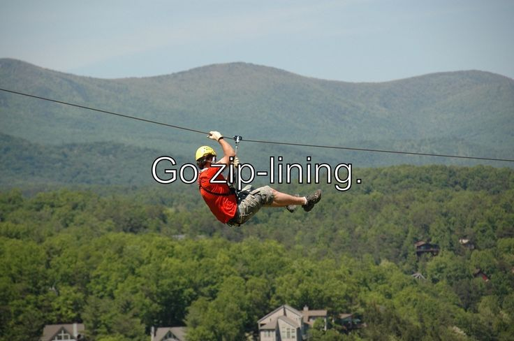| Bucket list | go zip lining | I would love to do this in Costa Rica where my grandma went zip lining!