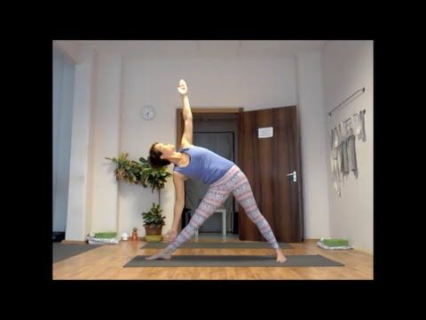 Szokj rá a jógára! (jóga otthon) 15. nap - YouTube