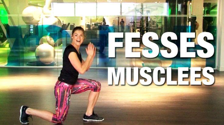 Comment avoir de belles fesses : notre séance fitness en vidéo pour avoir de belles fesses - une vidéo forme - Doctissimo
