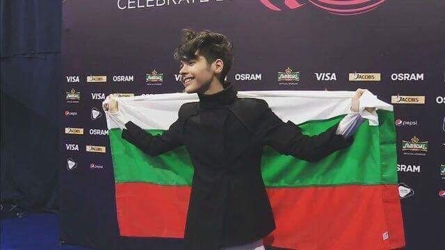 Kristian Kostov Eurovision Bulgaria