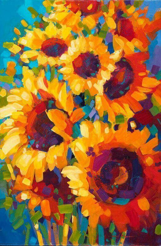 I love sunflowers. my favorite.