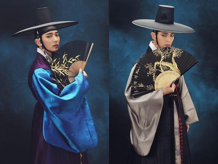 Lee Joon Ki's Scholar Who Walks the Night starts on DramaFever