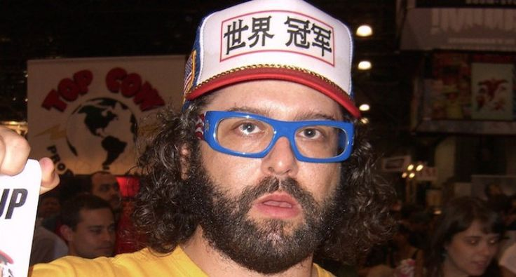Comedian Judah Friedlander talks about Bernie Sanders, guns, gentrification and other stuff white people like