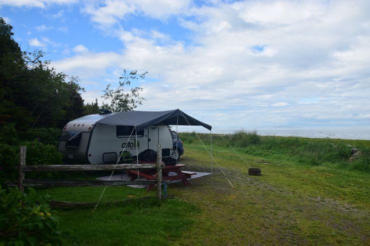 Camping-des-Battures, Kamouraska #2