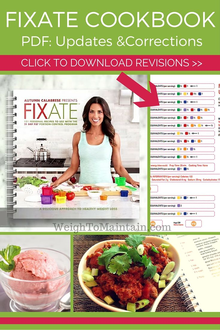 Enjoying fixate the new clean eating cookbook a few recipe enjoying fixate the new clean eating cookbook a few recipe corrections have been made download a free pdf with recipe revisions and corrections forumfinder Images