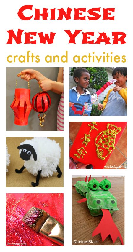 35+ China Activities for Kids | Kids' Chinese New Year ...