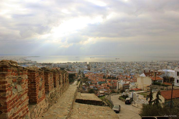 Φωτό-γραφικές περιπλανήσεις στη Θεσσαλονίκη #thessaloniki