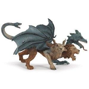 Safari Ltd Chimera Figurine