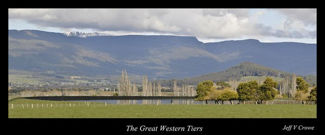 THE GREAT WESTERN TIERS by Jeff Crowe, via Flickr