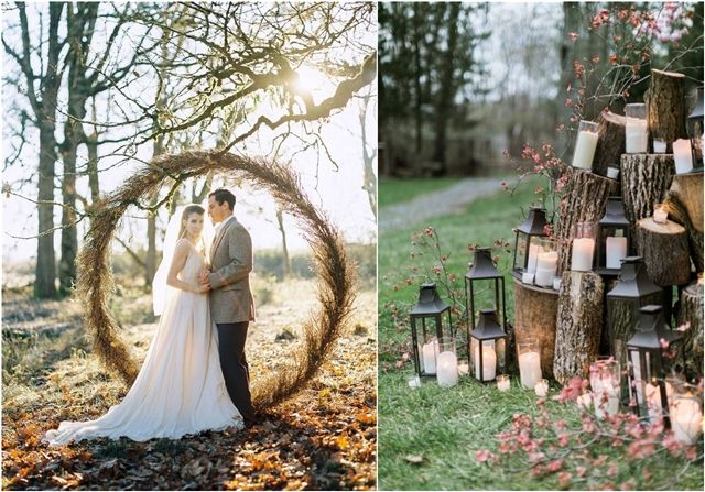 outdoor decor ideas for country wedding / http://www.deerpearlflowers.com/country-rustic-wedding-ideas-and-themes/