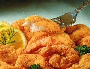 Louisiana Bayou Fish Fry recipe