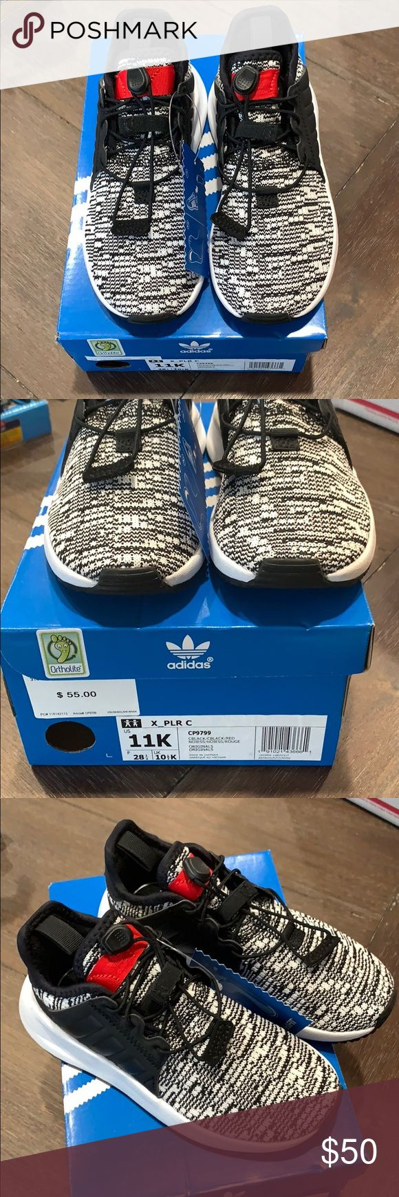 Boys Adidas shoes Boys Adidas X_PLR_C Brand new with tags