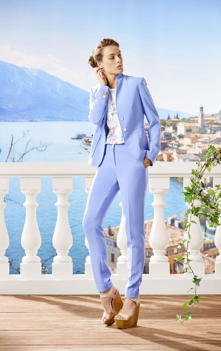 Giacca 7210 - Top 7211 - Pantalone 7212