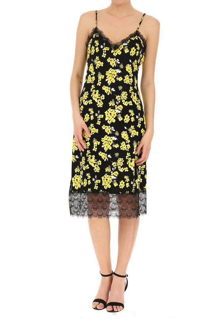 michael kors clothing for women black white yellow the urge us