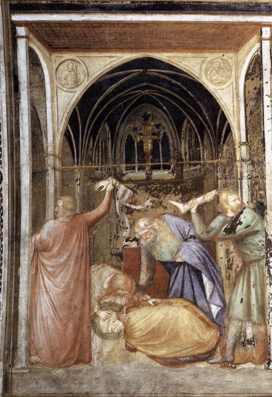 Miracoli di S.Stanislao Puccio Capanna  Assisi