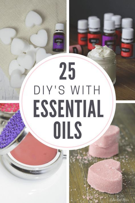 Your skin is the largest organ in your body – it's also the most porous and will absorb whatever you put on it. That's why it's important to pay close attention to the ingredients that make up your favorite skin care products. Here are 25 DIY's with Essential Oils.