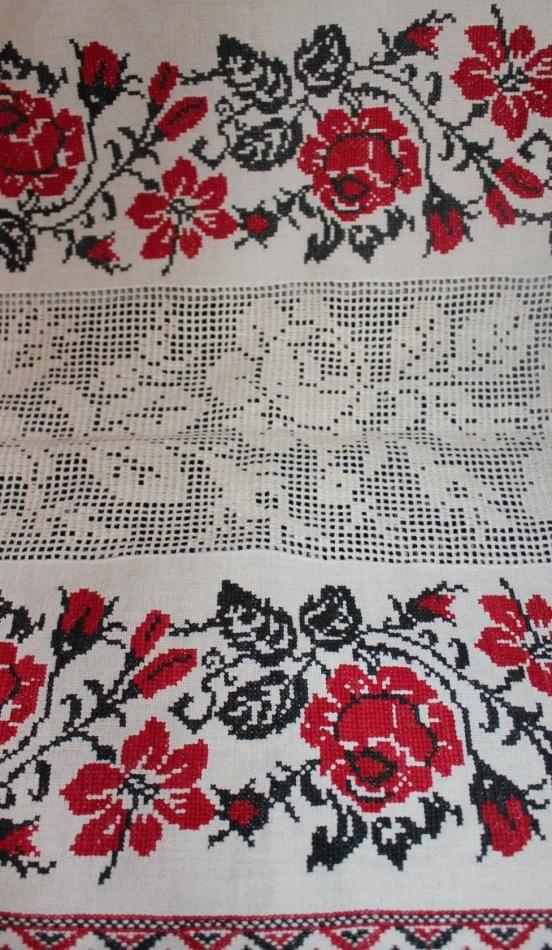 Ukrainian rushnyk google zoeken cross stitch folk