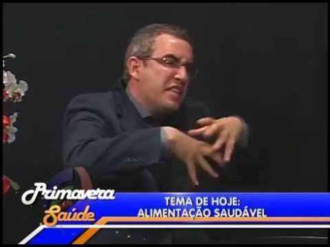 O homem está morrendo pela BOCA - Tiago Rocha - Programa Primavera Saúde - YouTube