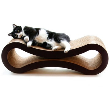 Cat Scratcher Lounge now featured on Fab.