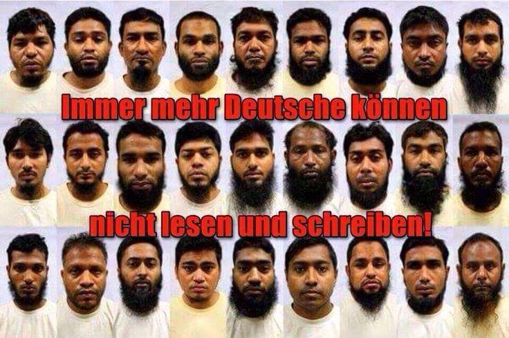 """DIE NACKTE WAHRHEIT <b>UNZENSIERT</b><br> <b>Politik</b><i> (vor allem die Deutsche)</i> <b>Manipulation & Suggestion</b><i> (mal was zu nachdenken)</i><br> <b>Muslime</b><i> (wie sie wirklich sind)</i> <b>Islam</b><i> (ist keine Religion)</i><br>  <b>Und natürlich all die andere Vollpfosten.</b>  <i>(Hier bekommen alle ihr Fett ab.)</i> <br> <b>Info:</b> <a href=""""http://halbpfosten.blogspot.de/p/blog-page_4.html"""">Beim Lesen der Texte bitte ich folgendes zu beachten</a>"""