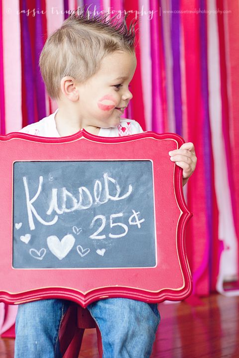 Valentine Mini Sessions by Cassie Treuil Photography » South Louisiana Children's Photographer