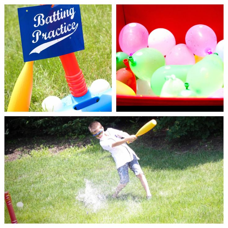 1000+ Ideas About Water Balloon Games On Pinterest