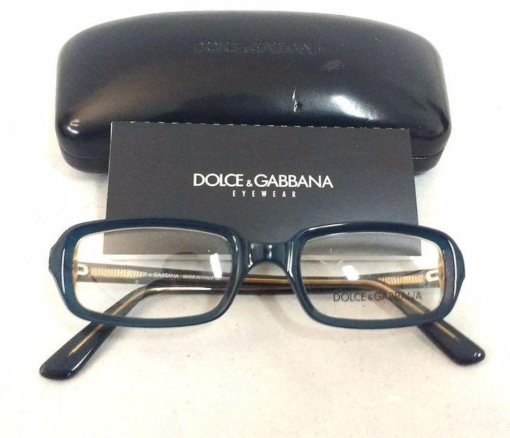 DOLCE & GABBANA Brille Gestell Unisex DG dunkelblau limitiert ausverkauft NEU | Beauty & Gesundheit, Augenoptik, Brillenfassungen | eBay!