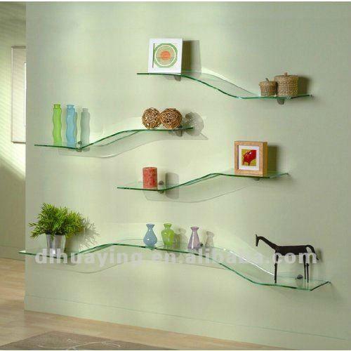 Transparente de vidrio templado de baño colgando estante de vidrio-imagen-Cristal de Construccion-Identificación del producto:537583600-spanish.alibaba.com