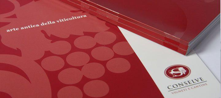 www.ttdesign.it » Conselve Vigneti e Cantine