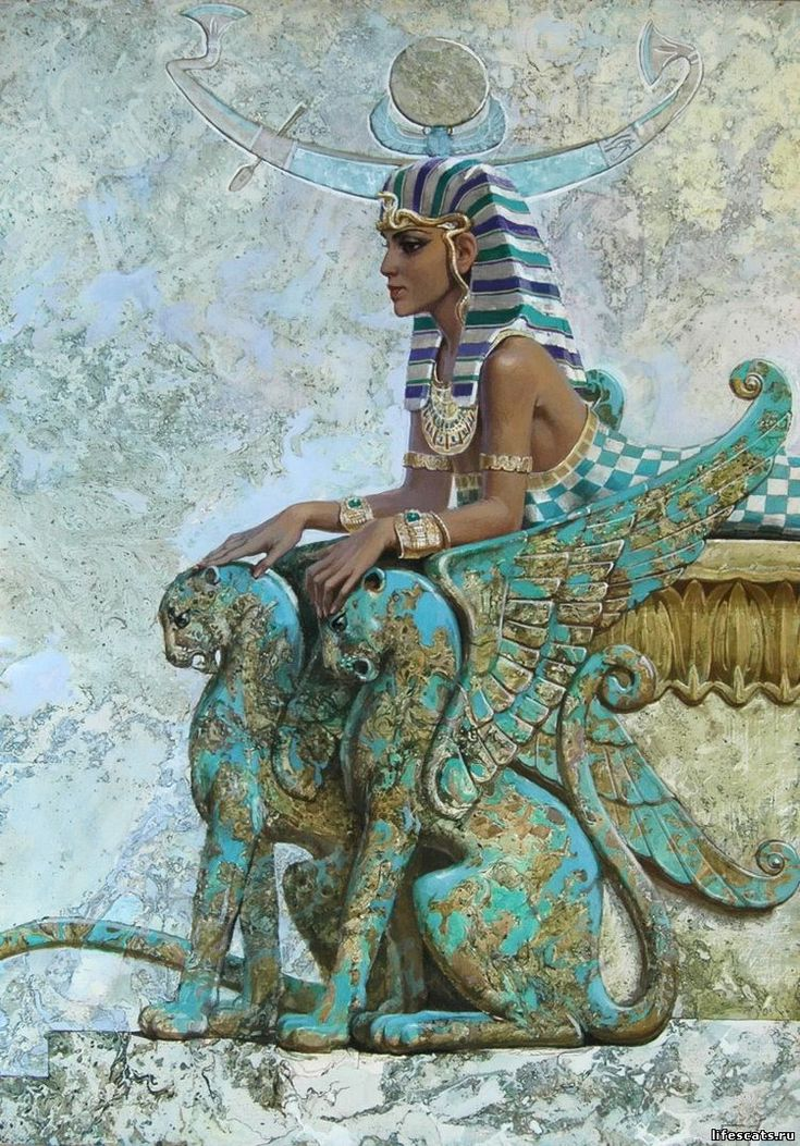 legends egyptian cat god - photo #14