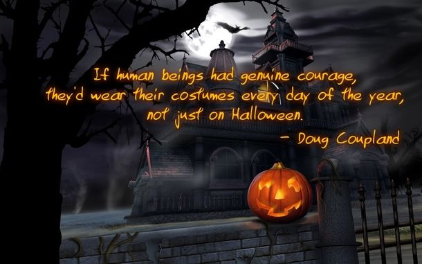 10 Funny Halloween Quotes
