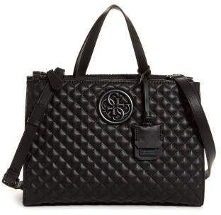 Guess G-LUX STATUS SATCHEL Handbag, designer bag, ladies handbags shoulder  bag  ad 3f678d28e6