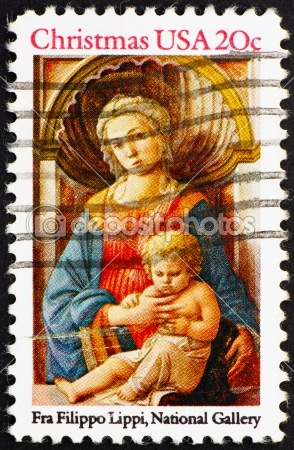 http://static7.depositphotos.com/1006360/711/i/450/dep_7119353-Postage-stamp-USA-1984-Painting-Madonna-and-Child-by-Fra-Filippo.jpg