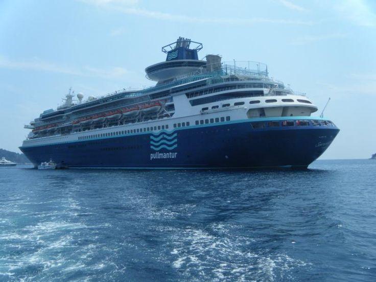 Pullmantur Cruceros incrementa un 25% sus escalas en Canarias en invierno