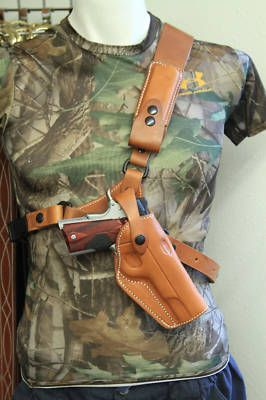 leather chest rig...Looking cool when the SHTF.